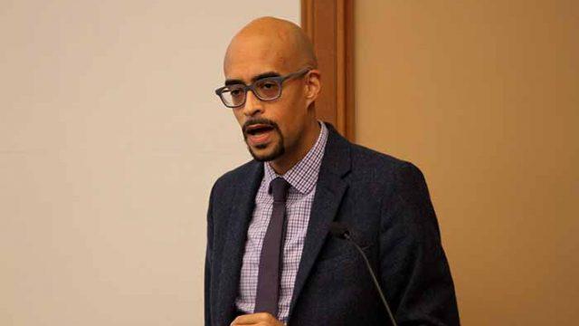 Princeton Professor Talks Racial Tension in New York, London Post-World War II