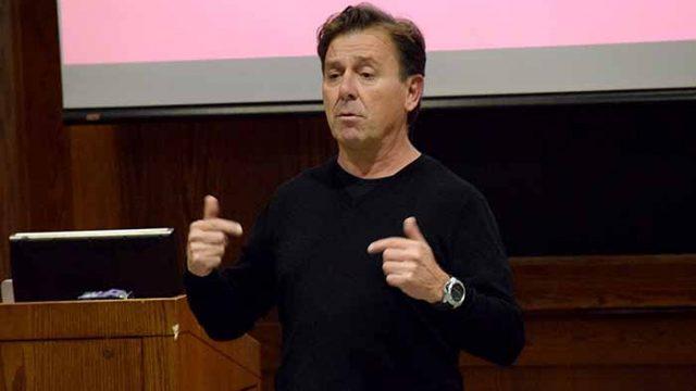 Marketing Executive Discusses Marketing Tools, Living a Happy Life