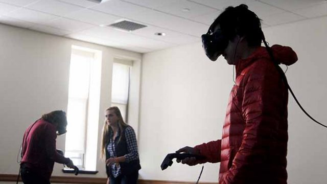 At Conference Saturday, Students Can Explore Joyce Through Virtual Reality