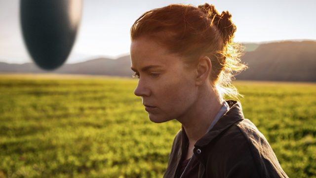 'Arrival,' 'Constellations,' and 'Shut In' This Weekend in the Arts