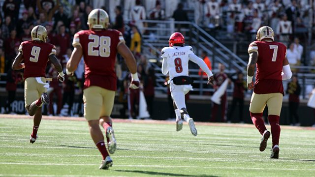 ACC Competition Is the Least of BC Secondary's Issues