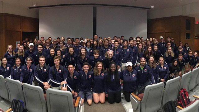 ULA Offers Freshman Class a Look at Leadership