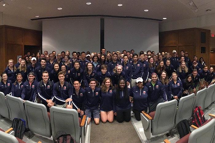 Undergraduate Leadership Academy