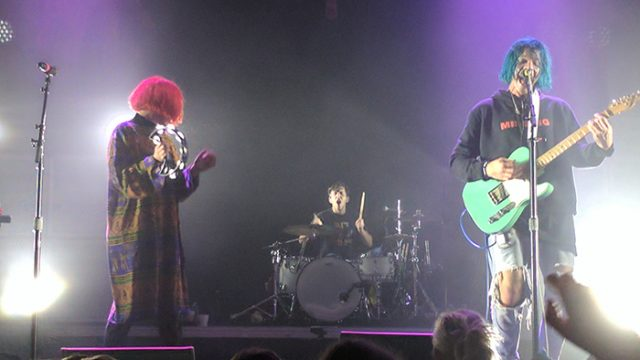 Grouplove Delivers More, Performs Louder, and Stands Stronger