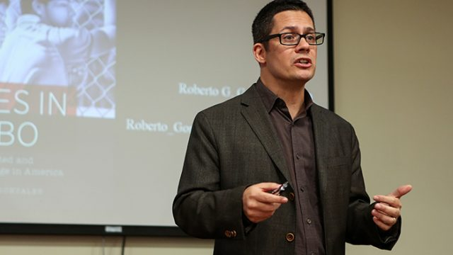 Professor Examines Lives of Undocumented Immigrant Youth