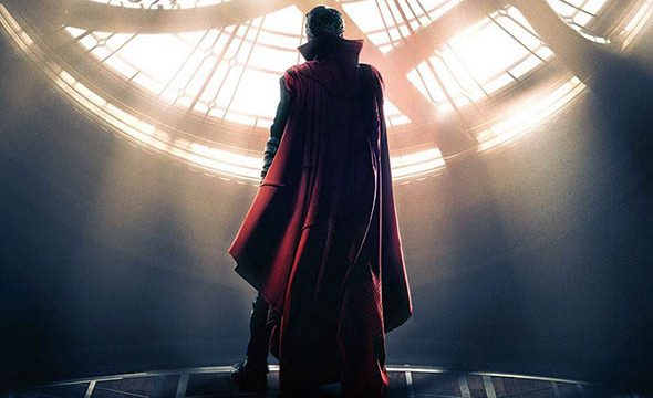 Cumberbatch Bends Time, Minds in 'Doctor Strange'