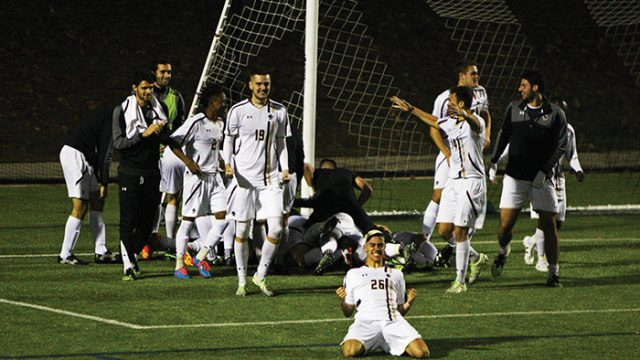 Eagles Take Down Hokies in Penalty Kicks, Advance to ACC Quarterfinals