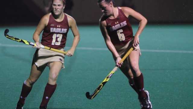 Emily and Eryn McCoy Eye Strong Finish to Decorated BC Careers