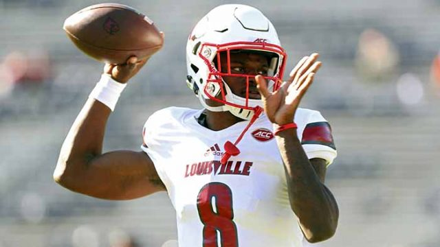 Jackson, Superb Louisville Offense Will Provide Tough Challenge