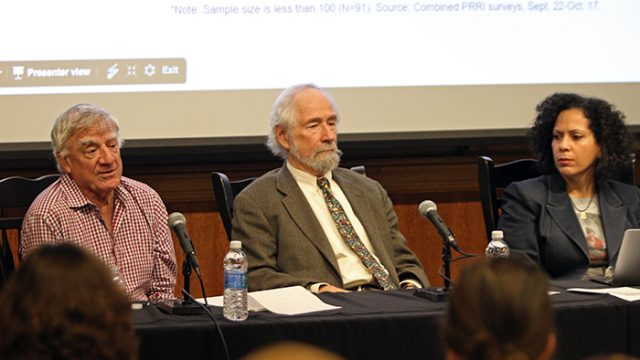 Professors Discuss the Role of Religion, Ethics in the 2016 Presidential Election