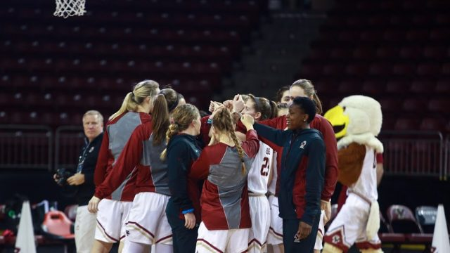 First-Half Turnovers Put Women's Basketball in Too Big a Hole Against Georgia Tech