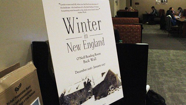'Winter in New England' Exhibit Finds Beauty in Photos Frozen in Time