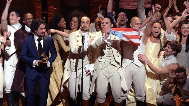 'Hamilton Mixtape' Brings A Modern Perspective to Historical Music