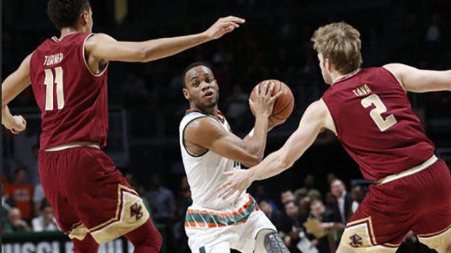 BC's Thrilling Comeback Falls Short in Miami