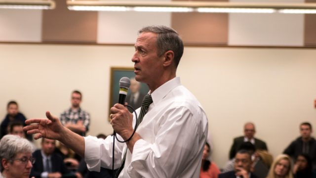 Martin O'Malley on Lessons From 2016 and Reforming American Democracy