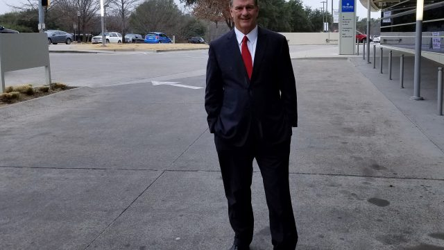 New England Cowboy: Former BC Defensive End Serves as Mayor of Dallas