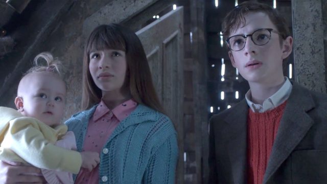 Deviously Delectable, 'Unfortunate Events' Mixes Despair And Dark Humor