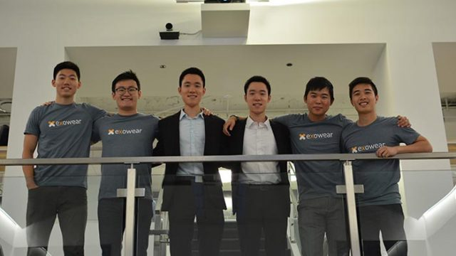 BC Graduate Aims to Revolutionize Healthcare With Knee Brace Startup
