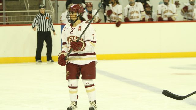 Women's Hockey Extends Unbeaten Streak to 11 Games