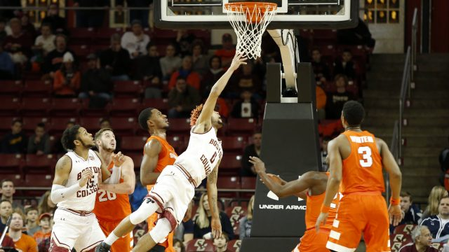 With Domination of Syracuse, Men's Basketball Earns First ACC Win Since 2015