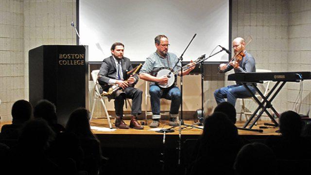 History of Irish Music Brought to Brighton