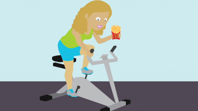 Finding a Balance Between McDonald's and SoulCycle