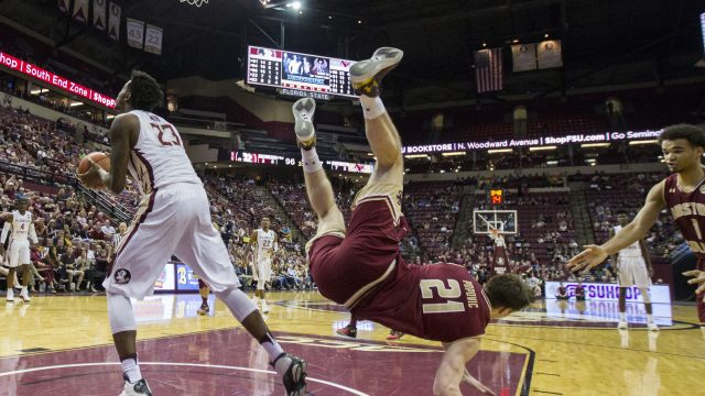 Bacon, Florida State Rout Eagles in Blowout Victory