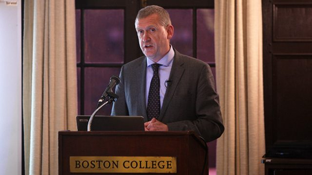 Georgetown Prof. Gives Progress Report on U.S. Response to Global Terror