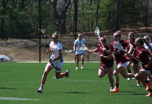 Behind Apuzzo's Six Goals, Eagles Down Boston University