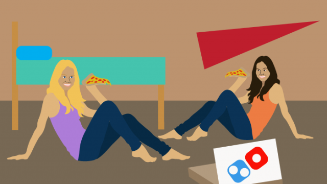 High School Dances and Domino's Pizza: The Least Romantic Moments of My Life