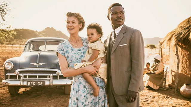 Unoriginal and Tired, 'A United Kingdom' Is Just Another Biopic