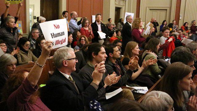 City Councilors Discuss Newton's Sanctuary City Status
