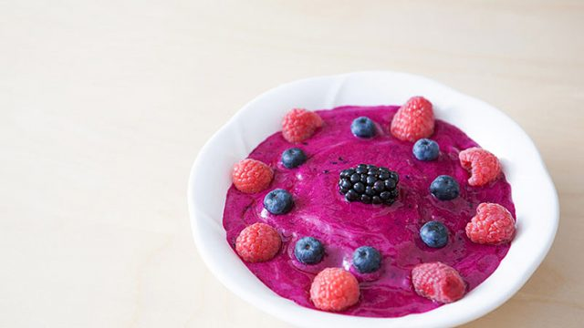 BC Dining Welcomes New Nutritionist, Introduces Pitaya Bowls