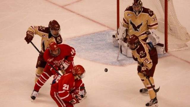 Notebook: Slow Start Dooms BC in Beanpot Loss