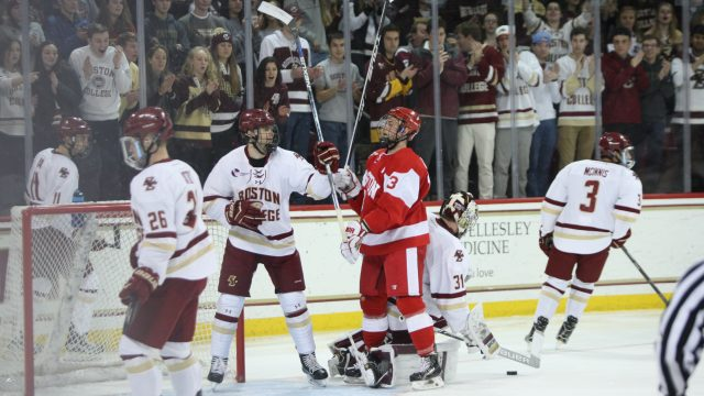 Previewing the Beanpot 2017: Men's Hockey vs. BU