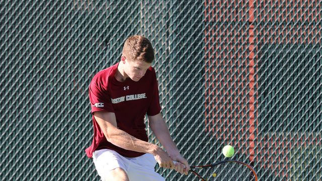 Tiebreaker Victory Propels Eagles to First Win of the Year vs. Georgetown