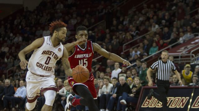Notebook: Effort and Shooting Separate Eagles From Louisville