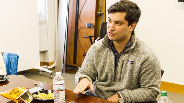 Matt Shapiro Talks Journey from Political Science to Google