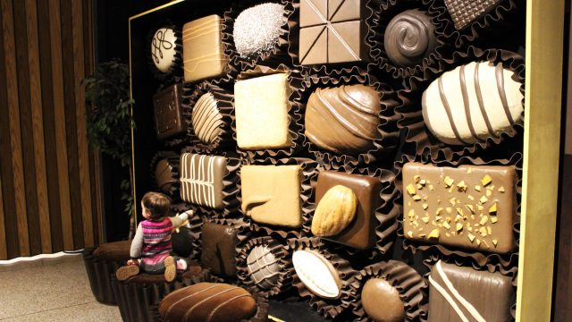 Science of Sweet: The Museum of Science's Chocolate Exhibit