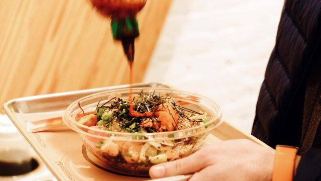 Pokéworks Brings New Food Trend to Boston