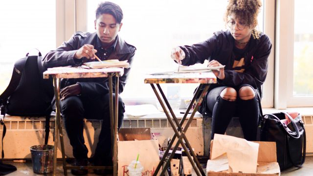 Boston Teens Find Creative Opportunities with Artists for Humanity