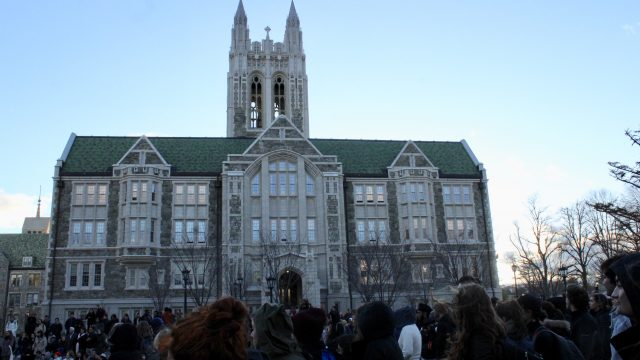 "Community Takes a Stand Against Sexual Assault at ""Take Back the Night"""