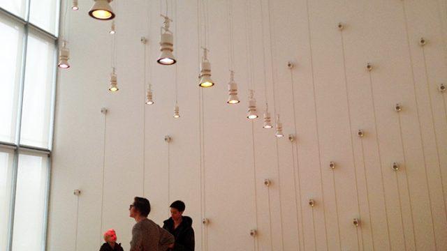 With New Gardner Exhibit, Visitors Explore the Sound of Art