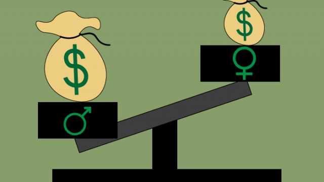 Mending Attitudes and the Wage Gap