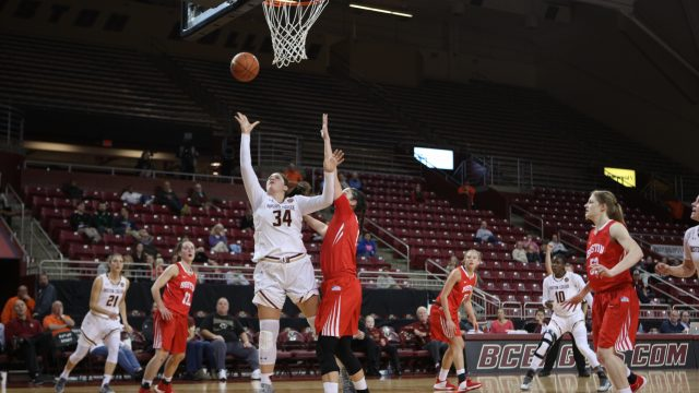 Mariella Fasoula to Transfer From Women's Basketball