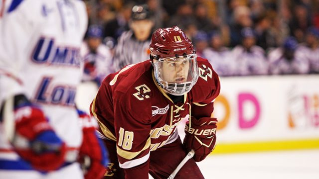 Colin White Signs With Ottawa Senators, Departs BC Early