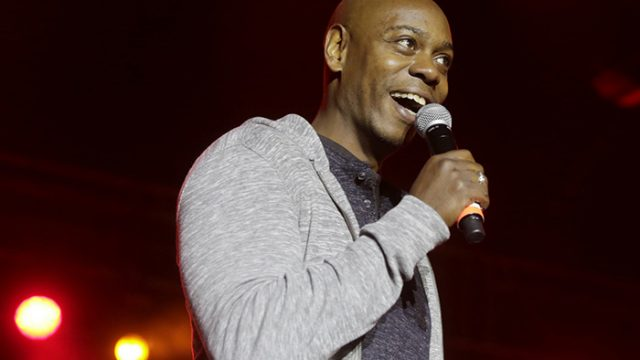 After Hiatus, Chappelle Graces Eager Fans With Two Specials
