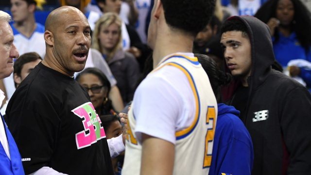 LaVar Ball's Big Baller Brand Pushes Boundaries of Student-Athlete Rights