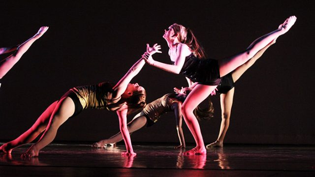 Dance Ensemble's 'Masquerade' Personifies Performative Poise