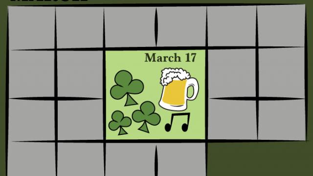 Appa and the Irish: TU/TD